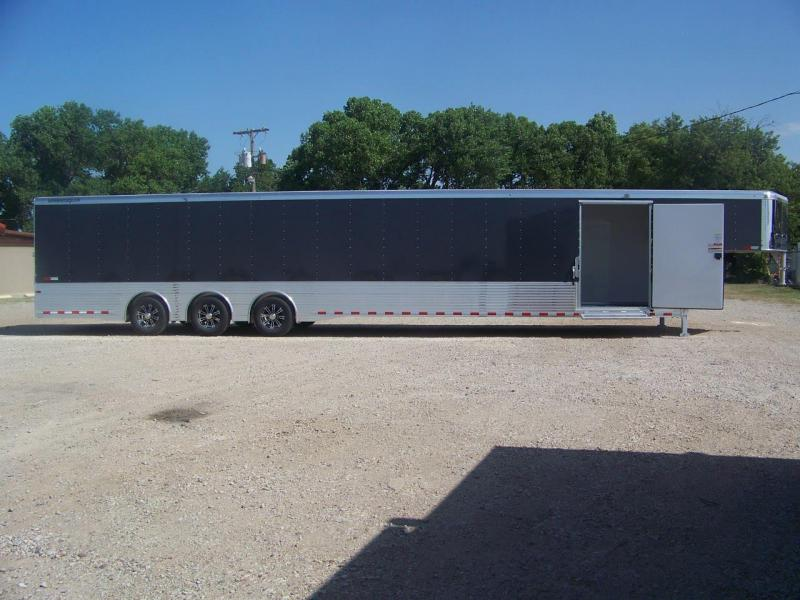 2019 Sundowner Trailers 40XTRA Enclosed Car / Racing Trailer