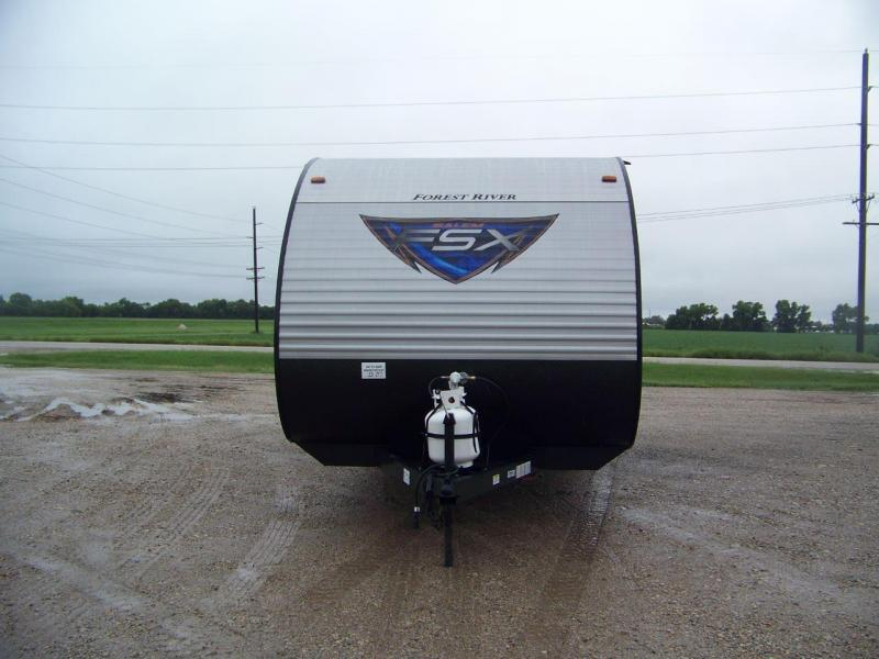2019 Forest River Salem FSX 181RT Toy Hauler
