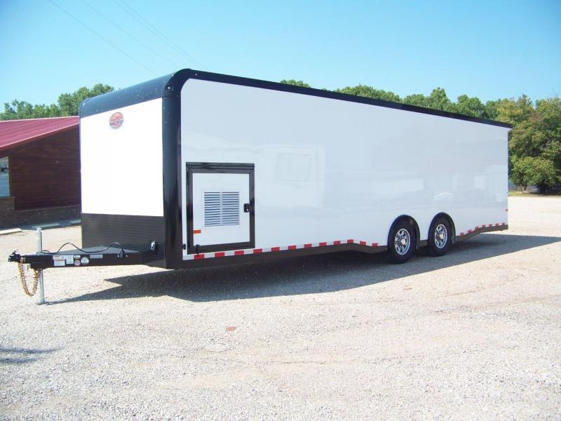 2019 Sundowner Trailers Enclosed RCS28BP Car / Racing Trailer
