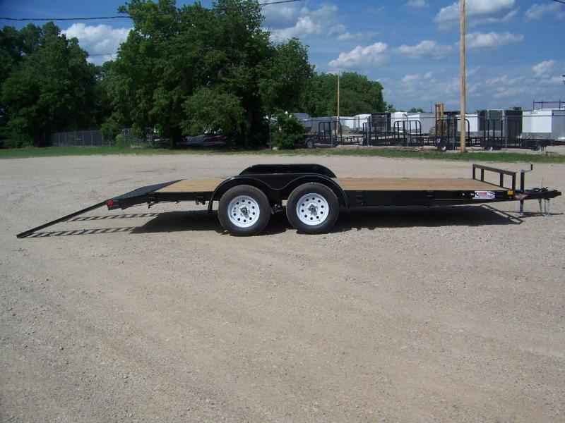 2018 H AND H TRAILER H8216+2GDFD-070