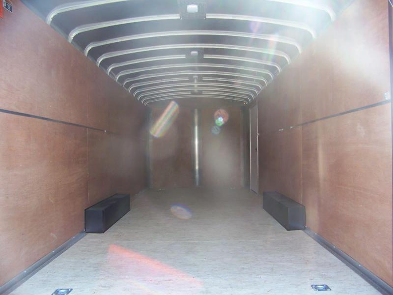 2018 H&H 101X26 RTCH Enclosed Carhauler
