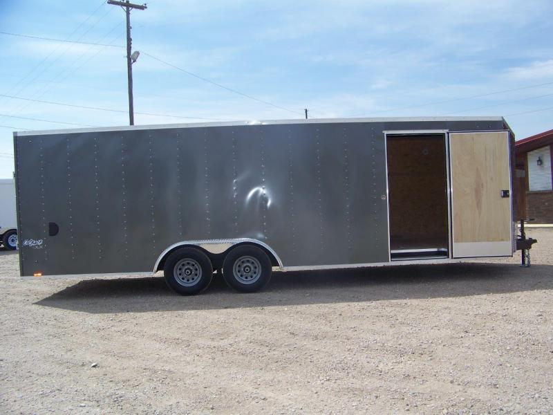 2019 Pace American Outback 8.5X24 Enclosed Car / Racing Trailer
