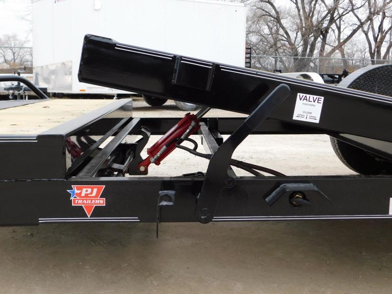 2019 PJ 16' T1 Tilt Equipment Trailer