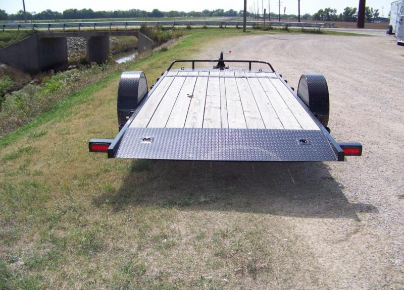 2019 PJ Trailers T1J1671BDTK Tilt Equipment Trailer