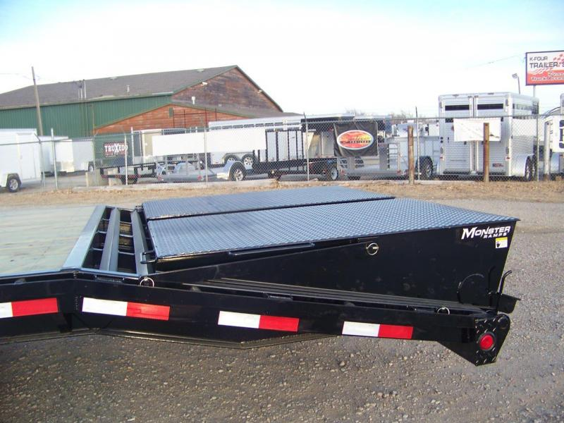 2019 PJ Trailers 32' [FD] Classic Flatdeck with Duals Trailer