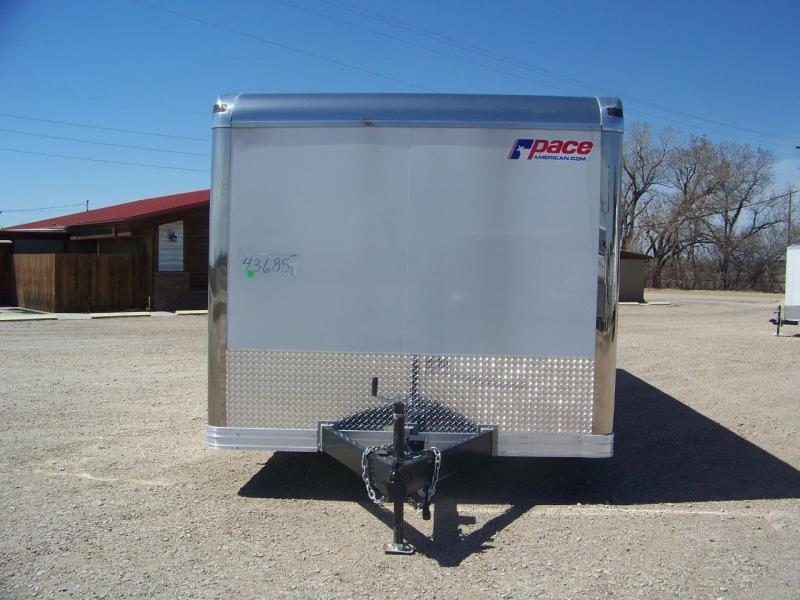 2019 Pace American Shadow GT 8.5X24 Enclosed Car / Racing Trailer