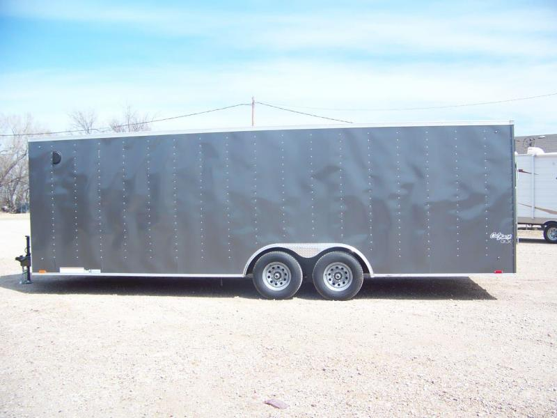 2019 Pace American Outback 8.5X20 Enclosed Car / Racing Trailer