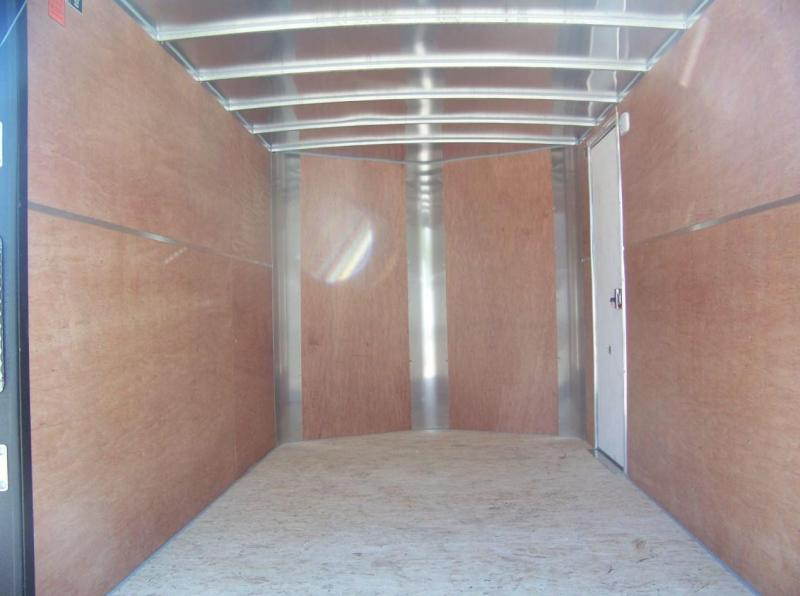 2019 H and H Trailer H8414TFTV-070 Enclosed Cargo Trailer