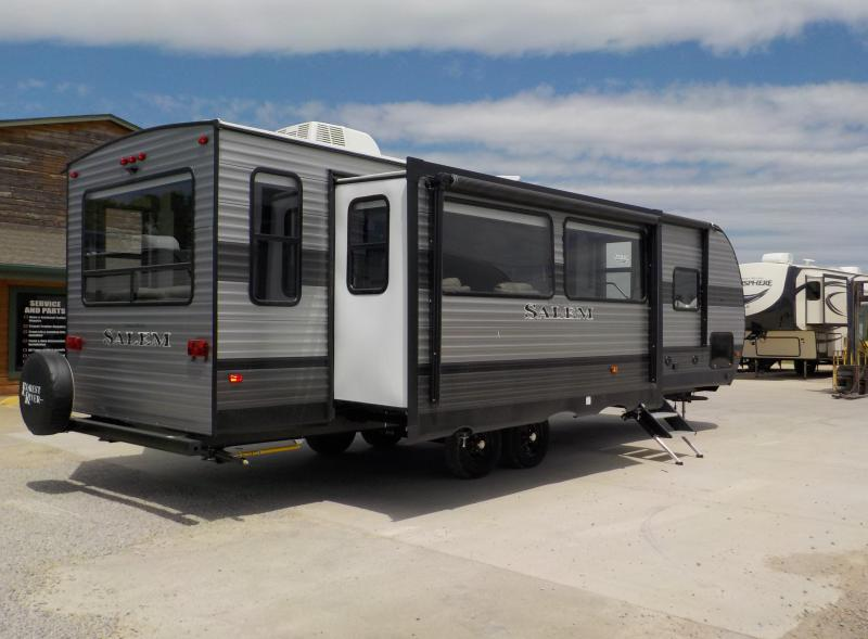 2020 Forest River Salem 27RE Travel Trailer