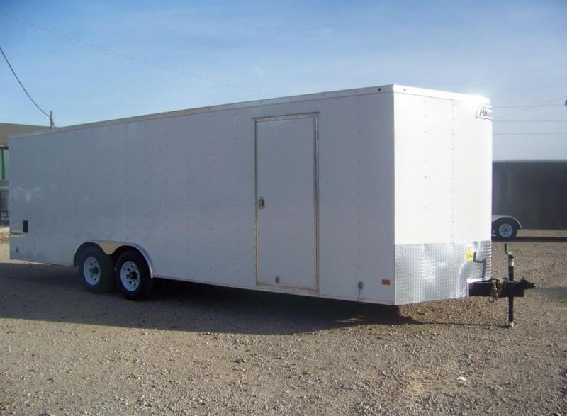 2018 Haulmark PPT85X24WT3 Enclosed Car / Racing Trailer