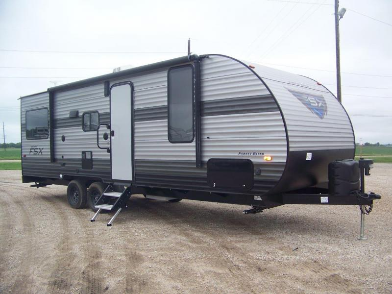 2019 Forest River Salem FSX 210RT Travel/Toy Trailer in Ash Fork, AZ