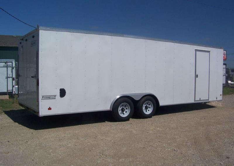 2018 Haulmark Passport 8.5'x24' Enclosed Carhauler