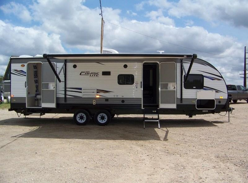 2018 Forest River Salem Cruise Lite 263BHXL