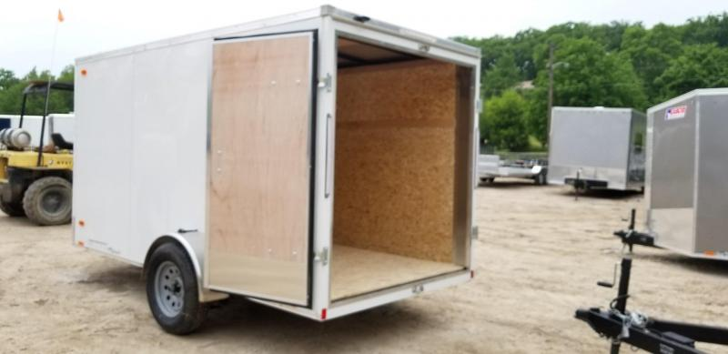 2019 Pace 6x12 Outback Cargo Trailer w/Barn Doors 3k