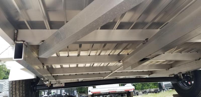 2018 R&R 7x12 UTA Utility w/Bi Fold Ramp 3k
