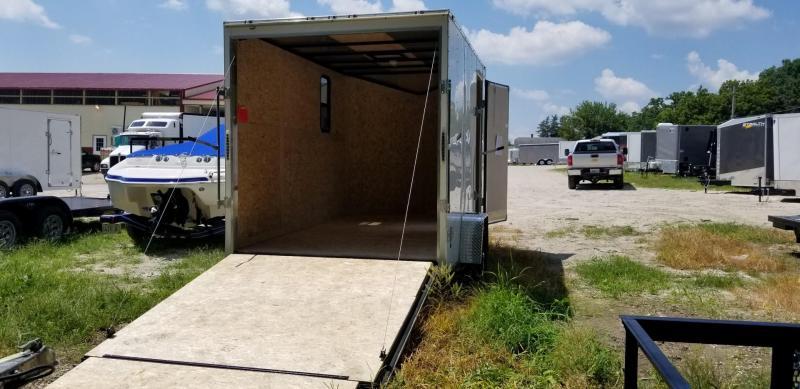 2019 Stealth 7x12 Mustang SE Cargo Trailer 3k