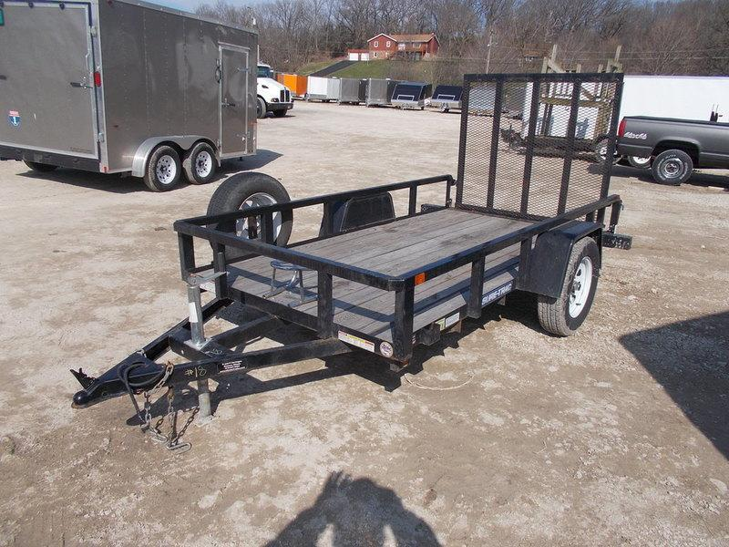 2016 Sure-Trac 5X10 RENTAL Utility Trailer