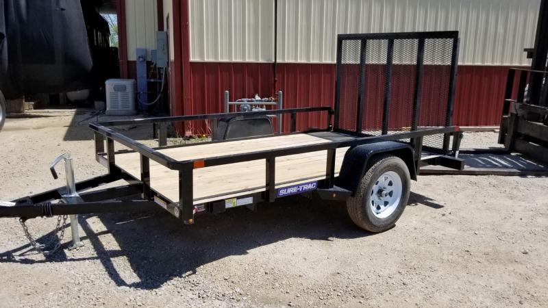 RENTAL #18 5x10 Sure Trac Utility Trailer