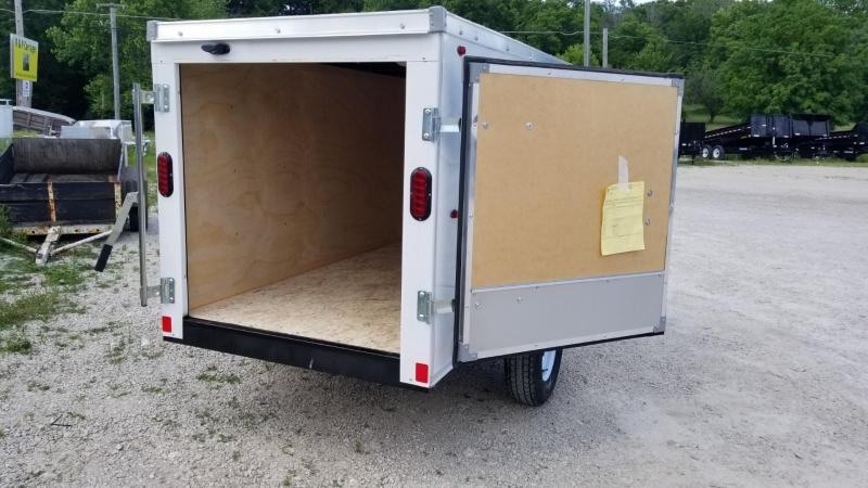 2019 Interstate 4x8 SF Enclosed Cargo Trailer 2k in Ashburn, VA