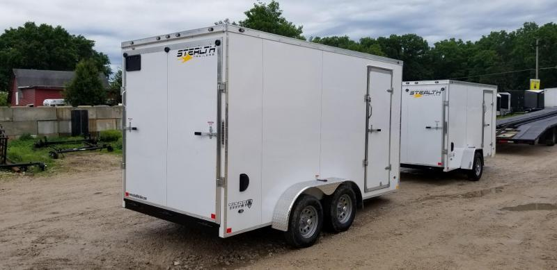 2019 Stealth 7x14 Titan Cargo Trailer 7k