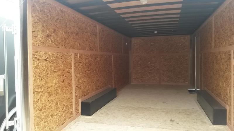2018 Pace 8.5x24 Outback Auto Hauler 10k