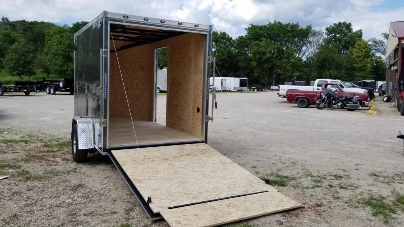 2020 Stealth 6x12 Titan SE Enclosed Cargo Trailer 3k