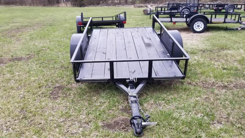 2017 M.E.B 5x8 Tilt Utility w/Board holders 2k