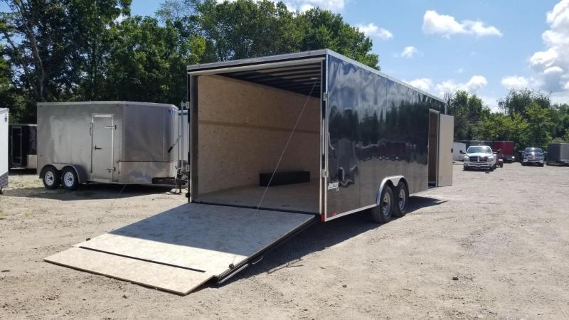 2020 Pace 8.5x24 Journey SE Enclosed Car Hauler 10k