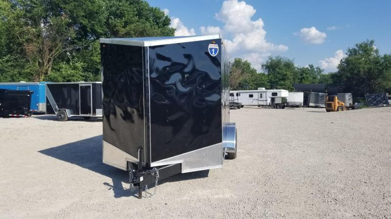 2019 Interstate 7x14 SFC Enclosed Cargo Trailer  7k in Ashburn, VA