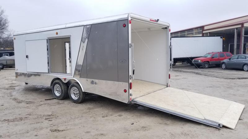 2019 R&R 8x20 VDCP Enclosed Car Hauler Trailer 10k