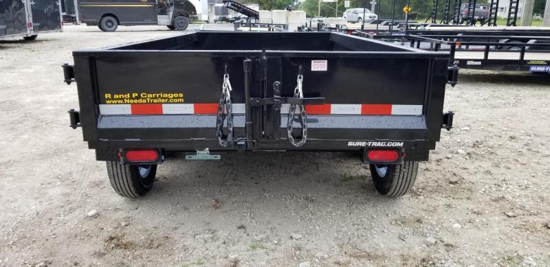 2019 Sure-Trac 62x10 Single Ram Dump Trailer 7k