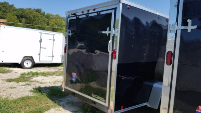 2018 Interstate 6x12 SFC Cargo Trailer 3k