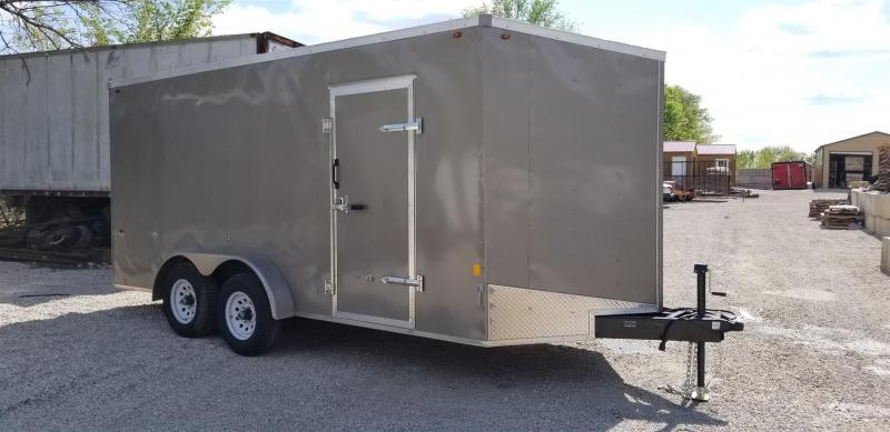 FOR RENT ONLY #7 7x16 Interstate Cargo Trailer