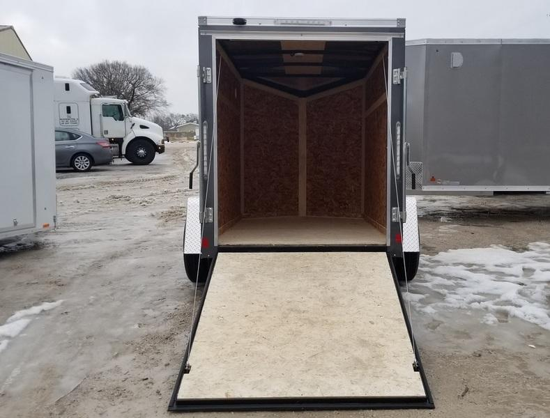 2018 Pace 5x8 Outback Deluxe Cargo 3k