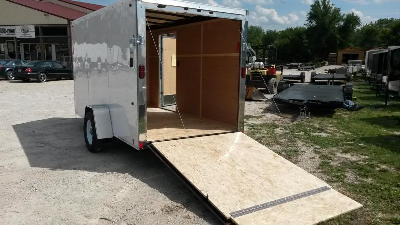 2019 Interstate 6x10 SFC Enclosed Cargo Trailer 3K