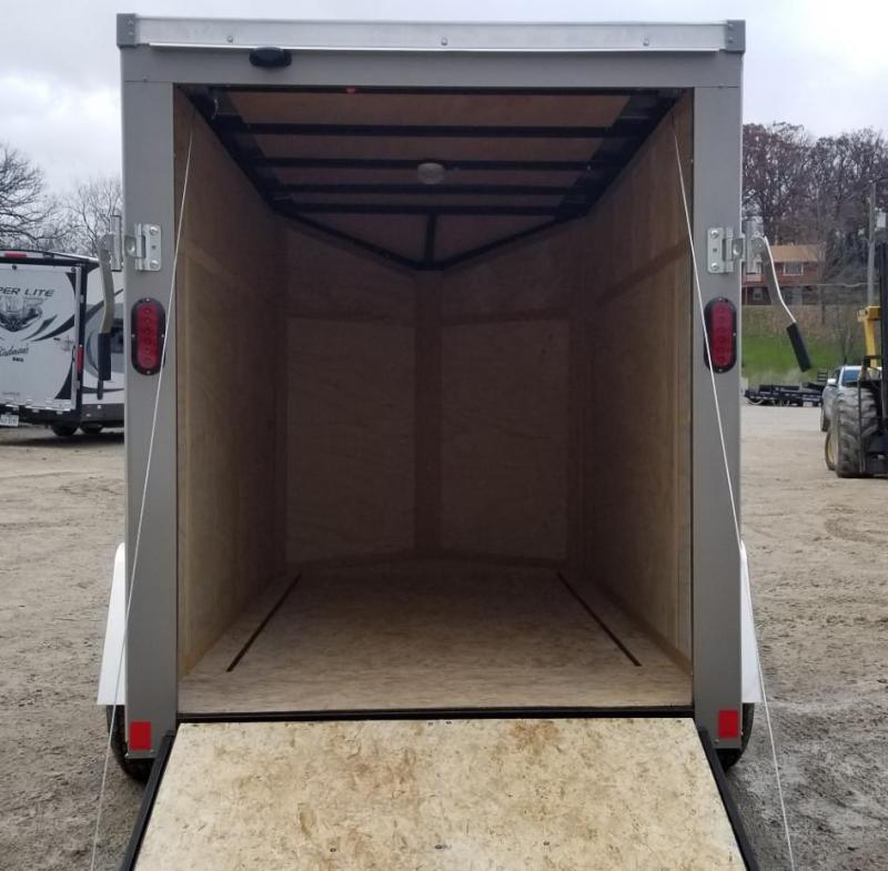 2019 Interstate 5x10 SFC Cargo Trailer 3k