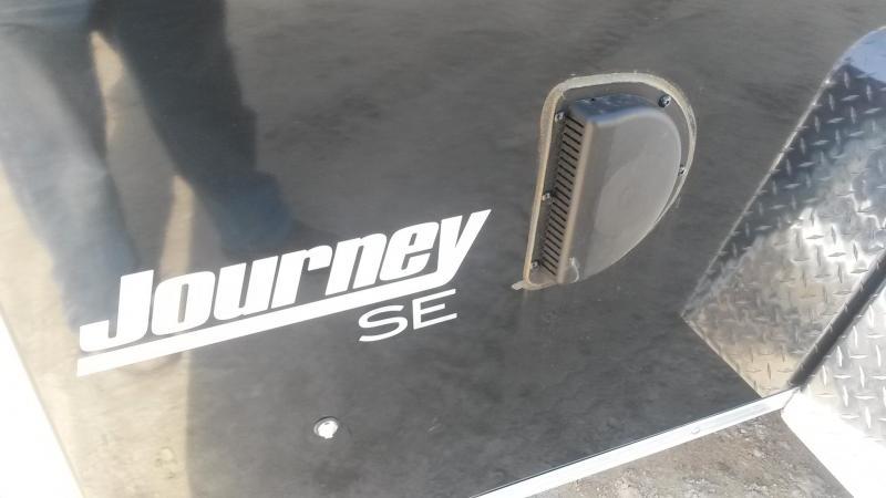 2019 Pace 7x12 Journey SE Cargo Trailer 3k