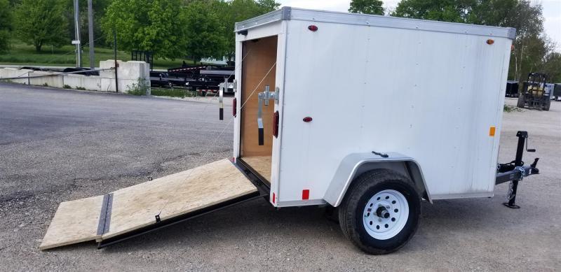 2019 Interstate 4x6 SFC Enclosed Cargo Trailer 2k