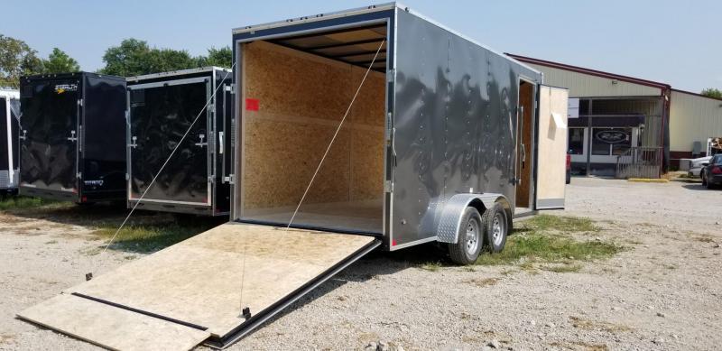 2019 Stealth 7x16 Mustang SE Cargo Trailer 7k
