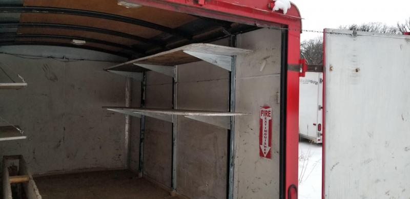 1994 Pace 6x10 Enclosed Cargo Trailer 3k