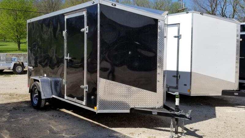 2019 Stealth 6x12 Enclosed Cargo Trailer 3k