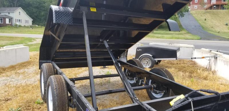 2019 Sure-Trac 62x10 Single Ram Dump 7k