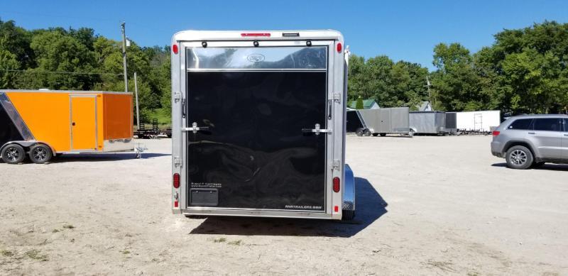2018 R&R 7x14 Weekender/Toy Hauler Cargo Trailer 7k