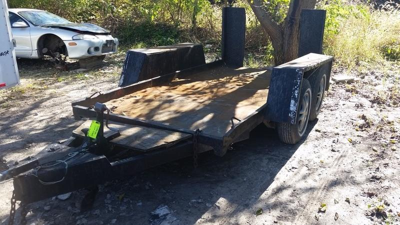 1974 Dynaweld 63x11 Equipment w/Stand Up Ramps 7k
