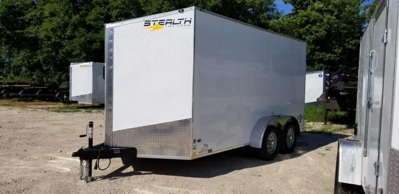 2019 Stealth 7x14 Mustang SE Cargo Trailer 7k