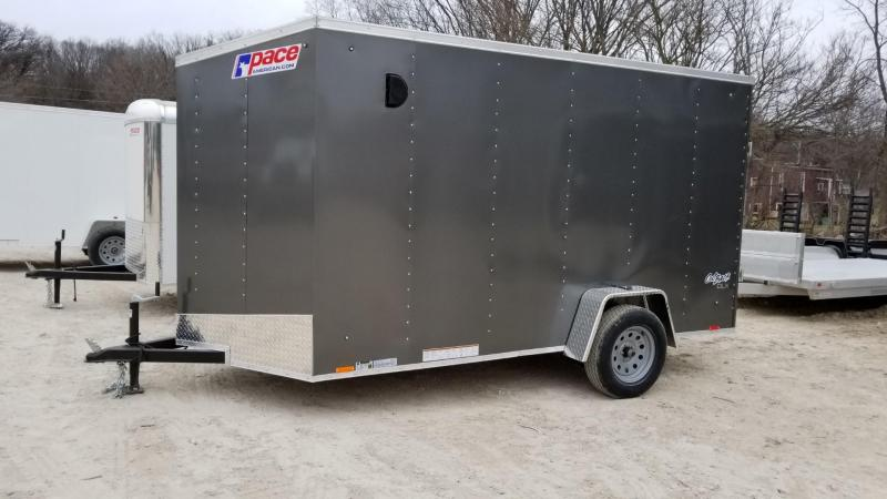 2019 Pace 6x12 Outback Deluxe Cargo 3k