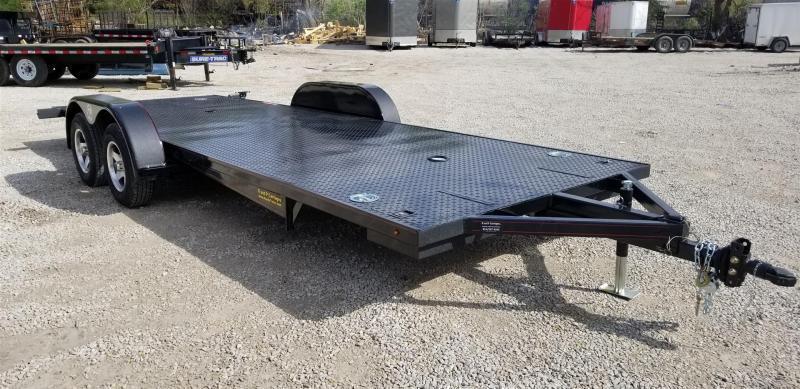 """2020 Kwik Load 7x20 Steel """"Rollback"""" Open Auto Hauler 7k"""