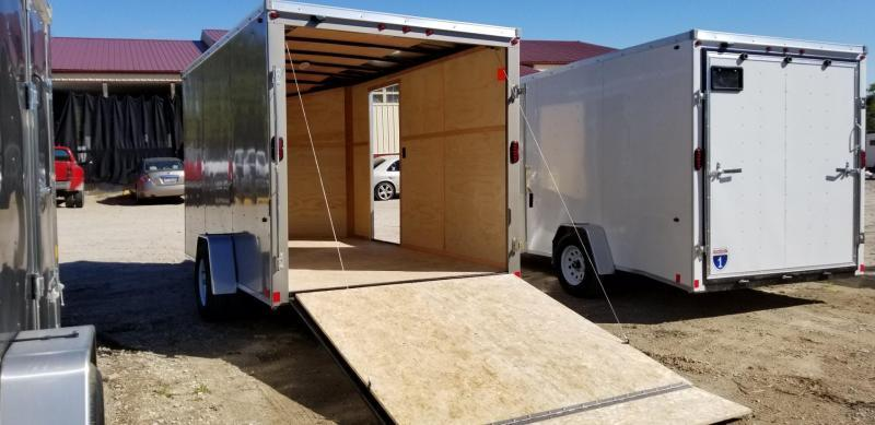 2019 Interstate 7x10 SFC Enclosed Cargo Trailer 3K