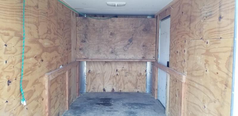 2011 Moti 6x12 Enclosed Cargo Trailer 3k