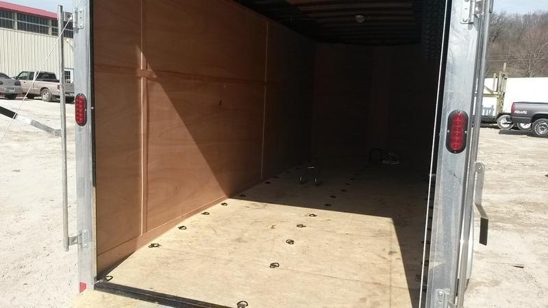 Enclosed Car Trailer For Rent Chicago